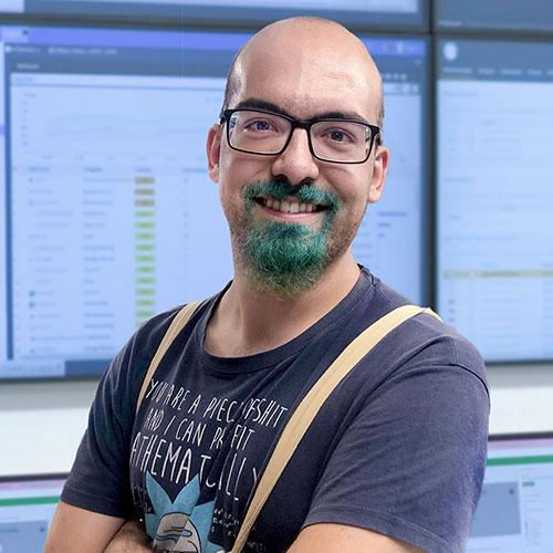 Azul Fayos, Product Specialist de Nersis Solutions | Lideramos la transformación digital