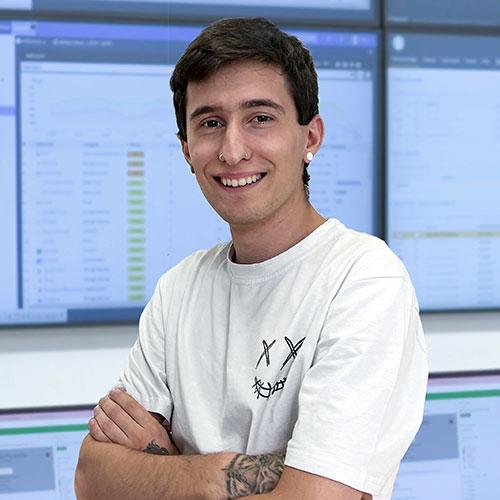 David Navarro, Product Specialist de Nersis Solutions | Lideramos la transformación digital