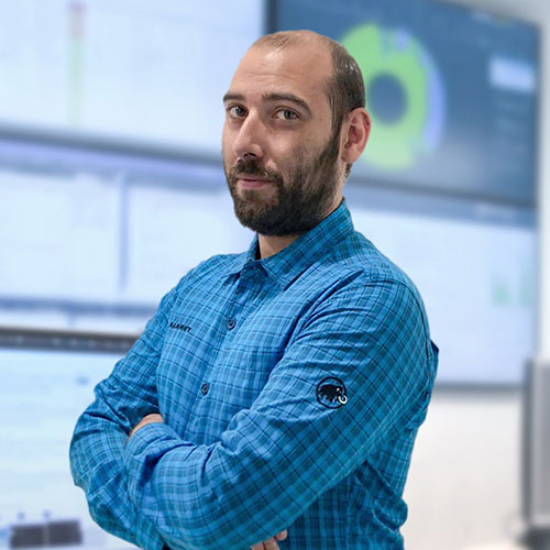 Rubén Diaz, Product Specialist de Nersis Solutions | Lideramos la transformación digital
